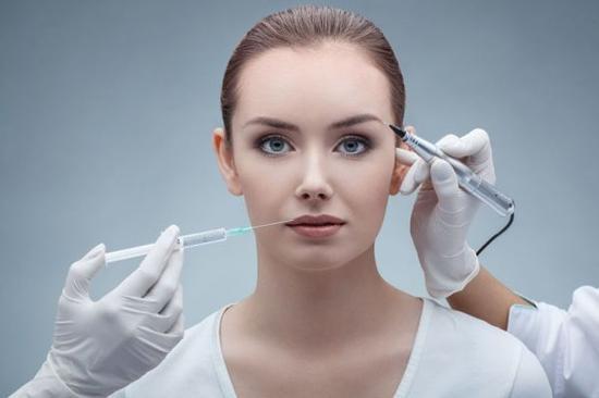 Aesthetic treatment procedures