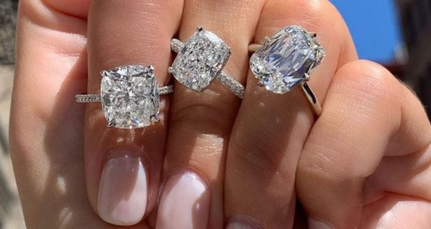 Get Diamond Engagement Rings For Your Beloved